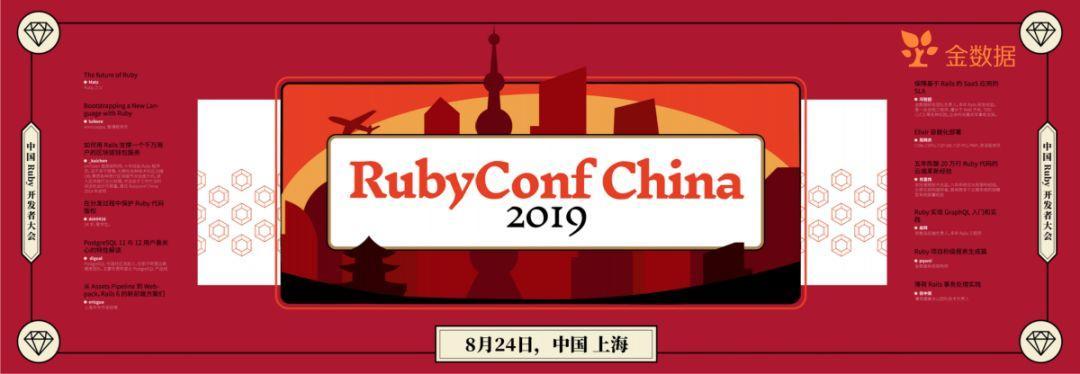 Ruby 之父Matz亲临现场的Ruby大会,小金送你去!!!